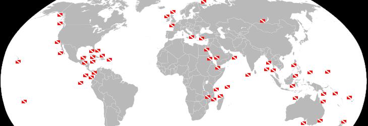 Yurtdışı Dalış Turları